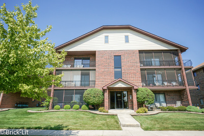Tinley Park Condo/Townhouse Contingent: 16736 Paxton Avenue #3N
