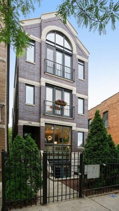 Cook County Condo/Townhouse New: 1440 North Greenview Avenue #1