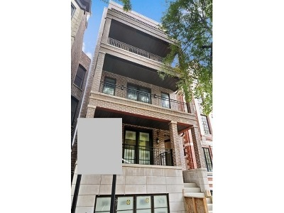 Cook County Condo/Townhouse New: 3533 North Wilton Avenue #1