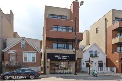 Cook County Condo/Townhouse New: 1950 North Damen Avenue #2