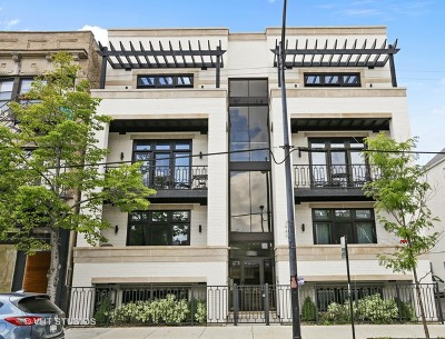 Cook County Condo/Townhouse New: 3940 North Ashland Avenue #1S