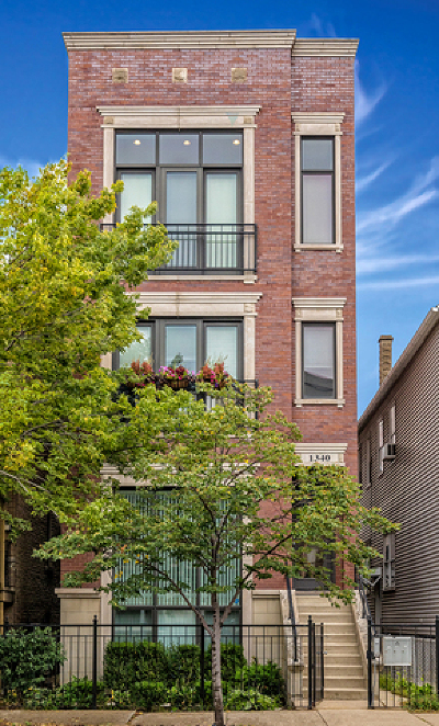 Cook County Condo/Townhouse New: 1340 West Diversey Parkway #3