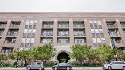 Cook County Condo/Townhouse New: 1350 West Fullerton Avenue #308