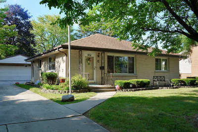 Bloomingdale Single Family Home For Sale: 264 Nordic Road