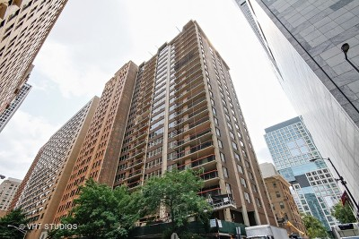 Cook County Condo/Townhouse New: 201 East Chestnut Street #22E