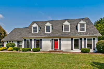 Lisle Single Family Home For Sale: 6393 Surrey Ridge Road