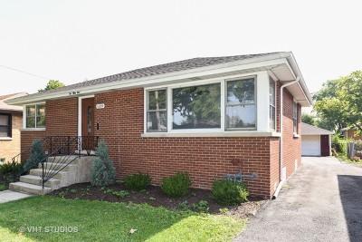 Berkeley Single Family Home Contingent: 1039 Richard Avenue