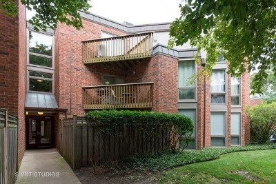 Cook County Condo/Townhouse New: 2140 North Lincoln Avenue #5307
