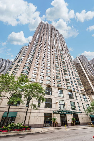 Cook County Condo/Townhouse New: 401 East Ontario Street #4205