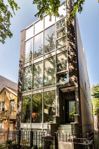 Cook County Condo/Townhouse New: 1068 North Paulina Street #1