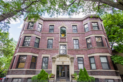 Cook County Condo/Townhouse New: 4055 North Hermitage Avenue #G-N