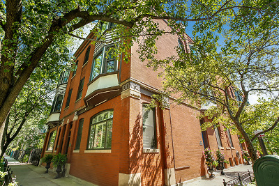 Cook County Condo/Townhouse New: 1903 North Fremont Street #1A