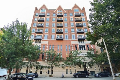 Cook County Condo/Townhouse New: 1444 North Orleans Street #7J