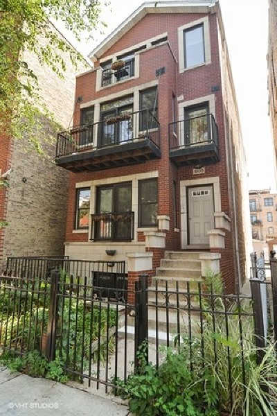 Cook County Condo/Townhouse New: 1503 West Erie Street #1