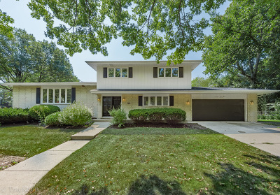 Downers Grove Single Family Home New: 1251 39th Street