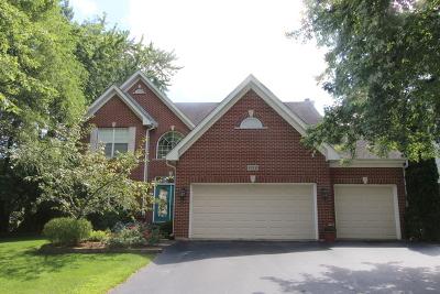 Crystal Lake Single Family Home New: 4 Talcott Avenue