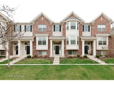 Winfield Condo/Townhouse For Sale: 0n080 Forsythe Court