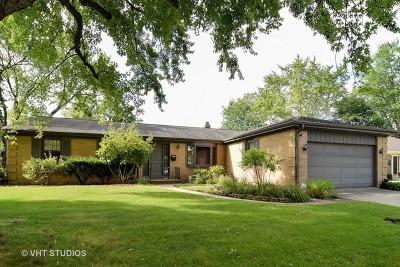 Elgin Single Family Home New: 1441 Maple Lane
