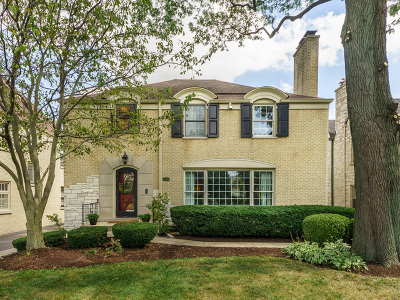 River Forest Single Family Home Contingent: 1407 Lathrop Avenue