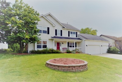 Cary Single Family Home Contingent: 315 Bryan Drive