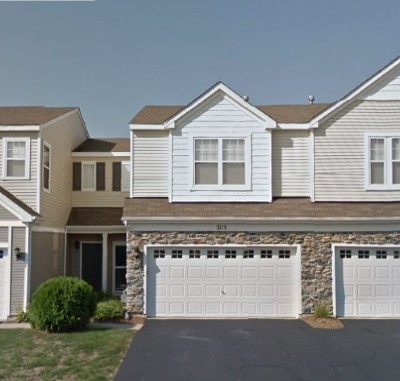 Carpentersville Condo/Townhouse New: 2113 Limestone Lane