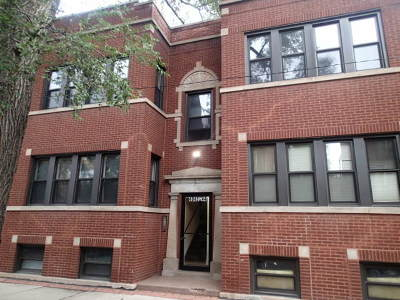 Chicago Condo/Townhouse New: 4042 West School Street #3E