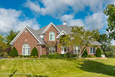 Single Family Home New: 10604 Burnham Court