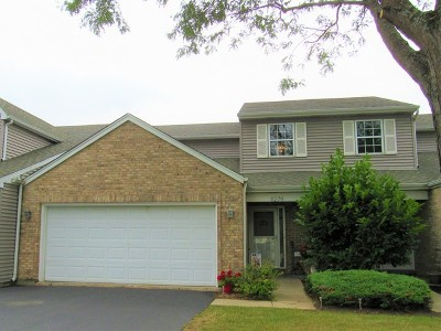 Huntley Condo/Townhouse For Sale: 11279 Timer Drive