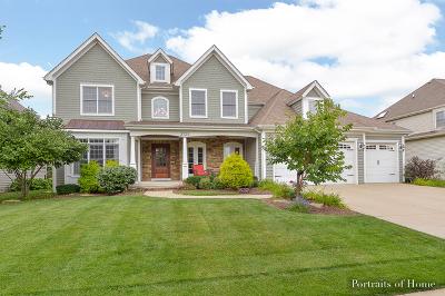 Naperville Single Family Home Contingent: 3735 Nicanoa Lane