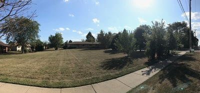 Orland Park Single Family Home New: 8400 West 143rd Street