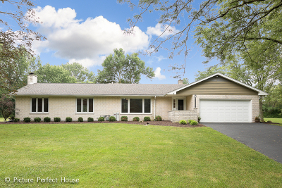 Single Family Home New: 27w161 80th Street