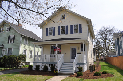 Hinsdale Single Family Home For Sale: 108 Minneola Street