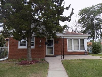 Merrionette Park Single Family Home Re-Activated: 3137 West Park Lane Drive