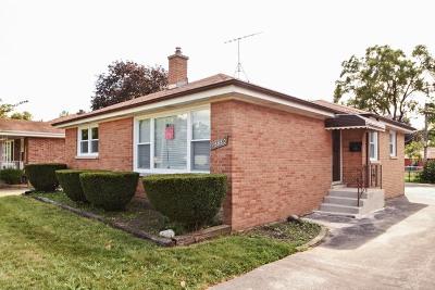 South Holland Single Family Home New: 16660 South Park Avenue
