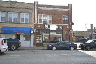 Commercial New: 2719 West Lawrence Avenue