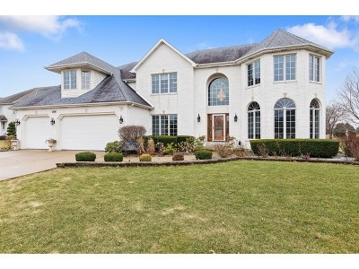 Single Family Home New: 24347 Ainsdale Court