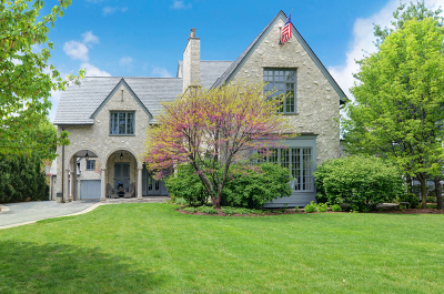 Hinsdale Single Family Home For Sale: 210 North Bruner Street