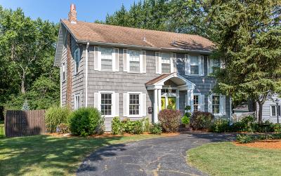Homewood Single Family Home New: 18430 Riegel Road