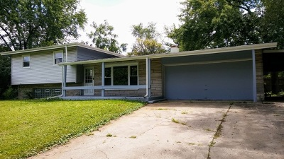 Will County Single Family Home New: 108 Old Elm Road