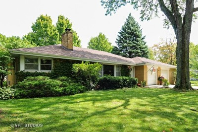 Du Page County Single Family Home New: 716 Wehrli Drive