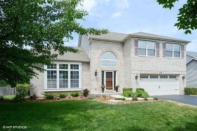 Will County Single Family Home New: 2681 Dunrobin Circle