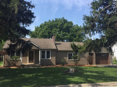 Will County Single Family Home New: 2321 Parkrose Avenue