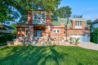 La Grange Park Single Family Home For Sale: 535 North Ashland Avenue