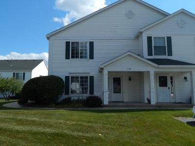 South Elgin Condo/Townhouse New: 738 Fieldcrest Drive #B