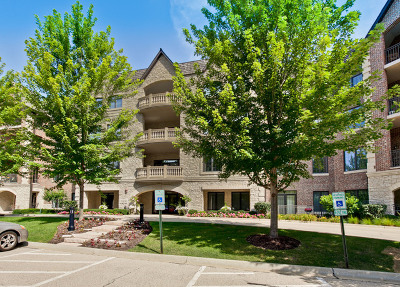 Lake Forest Condo/Townhouse For Sale: 1800 Amberley Court #309