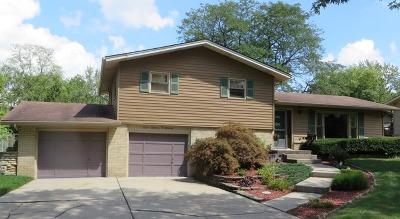 Downers Grove Single Family Home Contingent: 6707 Fairmount Avenue