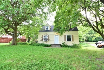 Algonquin Single Family Home For Sale: 1508 South Main Street