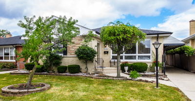 Westchester Single Family Home For Sale: 10904 Nelson Street