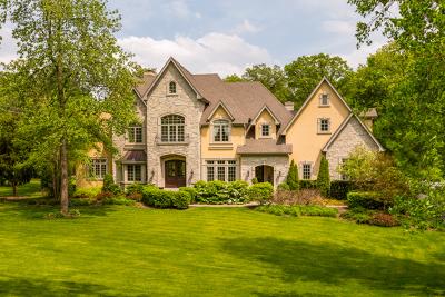 Glen Ellyn Single Family Home For Sale: 0n461 Scott Avenue