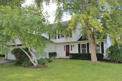 Cary Single Family Home For Sale: 413 Candlewood Trail